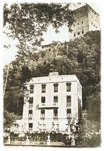 Hotel Logia Alhambra 1936